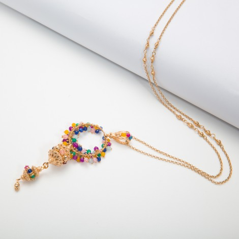 Necklace CN220PN