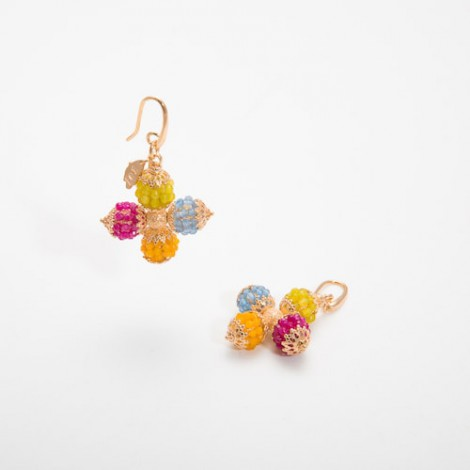 Earrings OR32multicolor